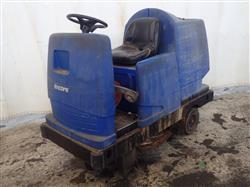 312352 - AMERICAN LINCOLN 505-945 Floor Sweeper