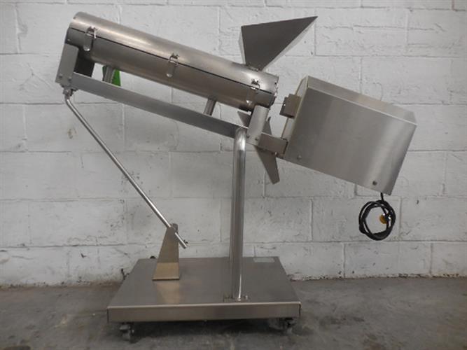 KWANG DAH KDP-1 Capsule Polisher - Stainless Steel