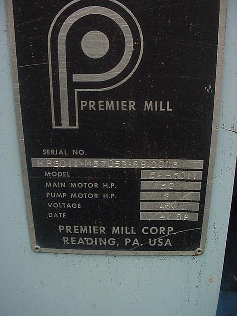 Image 50 HP PREMIER EHP 50 II Duplex Media Mill 1419079