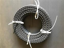 312647 - 100 Meter Roll Diamond Wire - 8.8 mm, New
