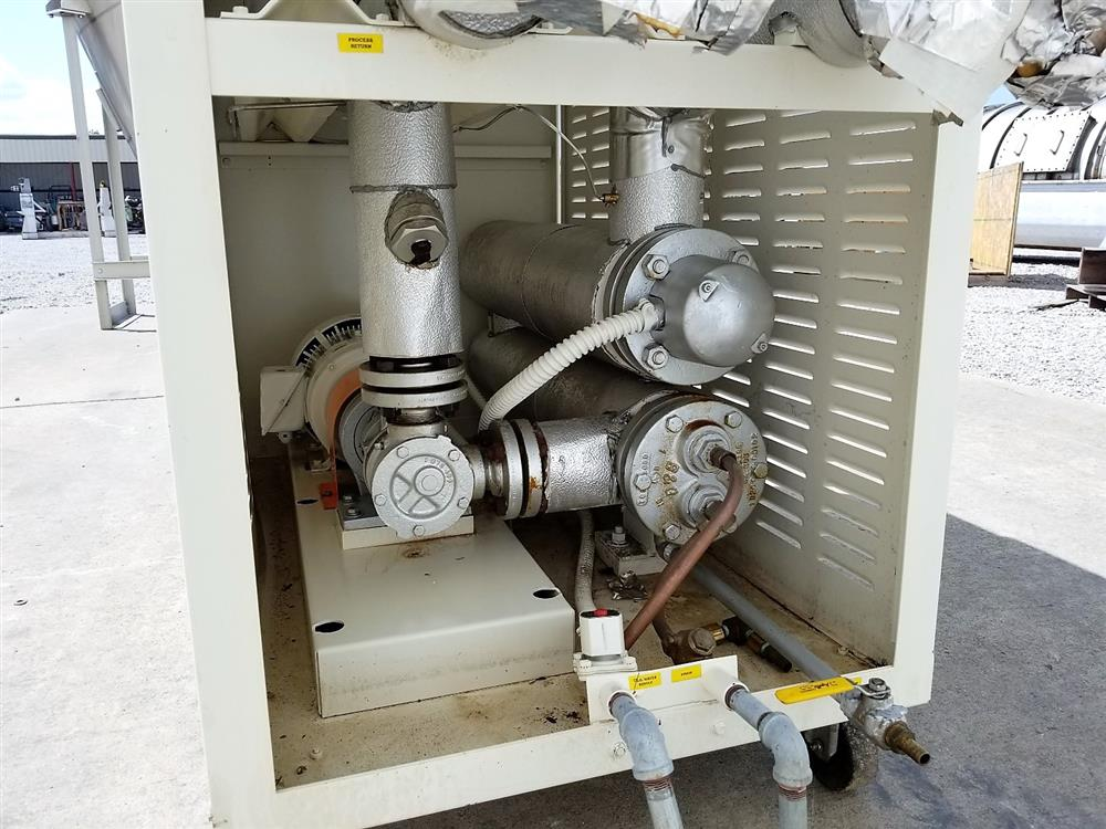 Image BUDZAR IND. 1SSOT Silver Series Hot Oil Unit - 12kW 1455109