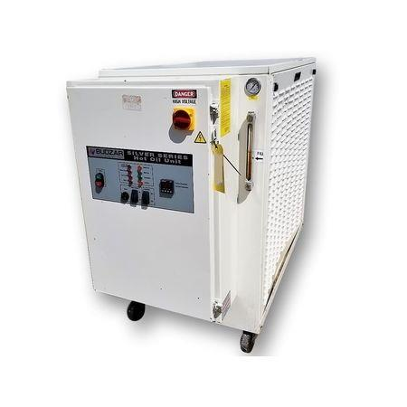 Image BUDZAR IND. 1SSOT Silver Series Hot Oil Unit - 12kW 994271