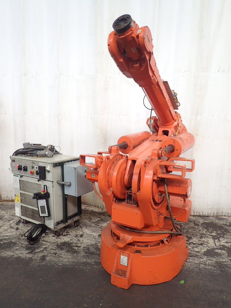 ABB ROBOTICS IRB6400/M9 - 313176 For Sale Used N/A