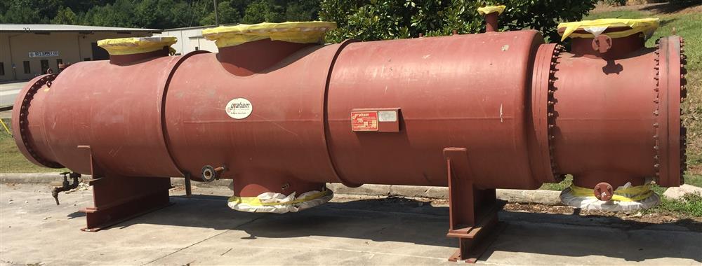 Image 2500 Kw Dresser Rand Steam Turbine Generator Set 998881