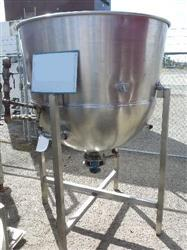 313832 - 350 Gallon COULTER Kettle - Jacketed