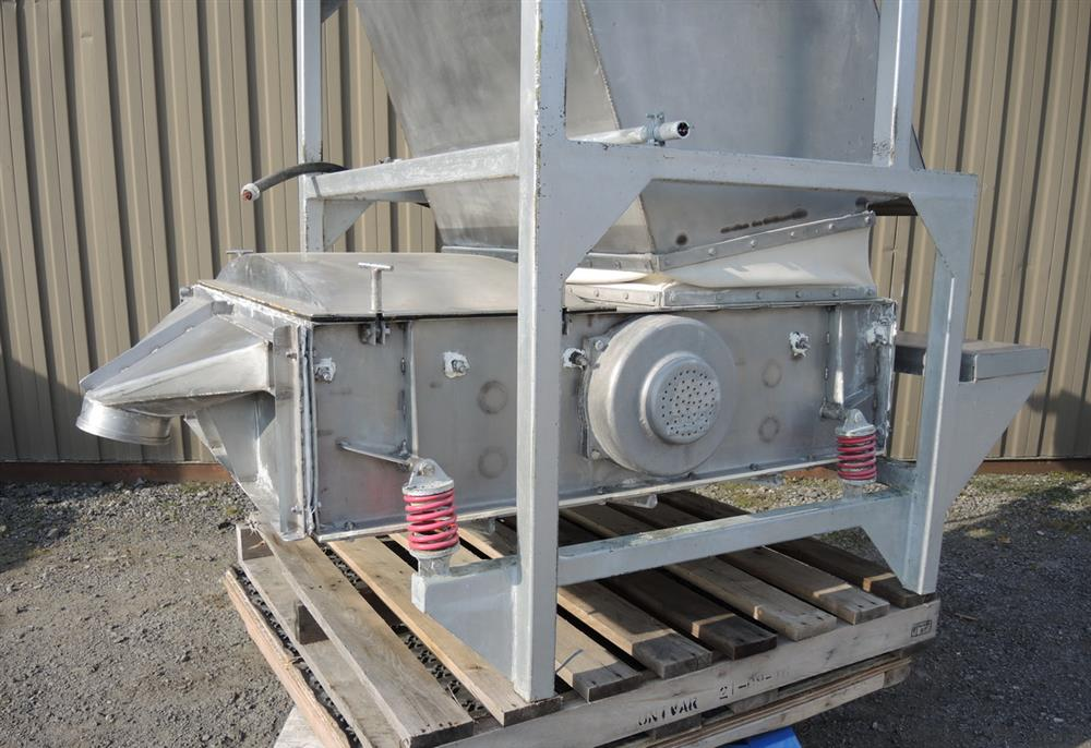 Image 36in X 48in SMICO Screen with Dust Collector 999626
