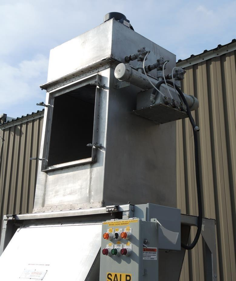 Image 36in X 48in SMICO Screen with Dust Collector 999670