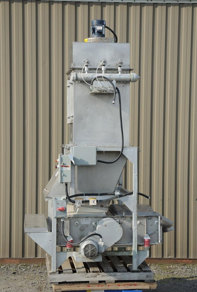 Image 36in X 48in SMICO Screen with Dust Collector 999671