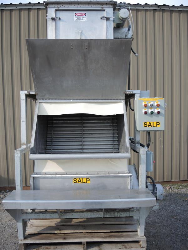 Image 36in X 48in SMICO Screen with Dust Collector 999617