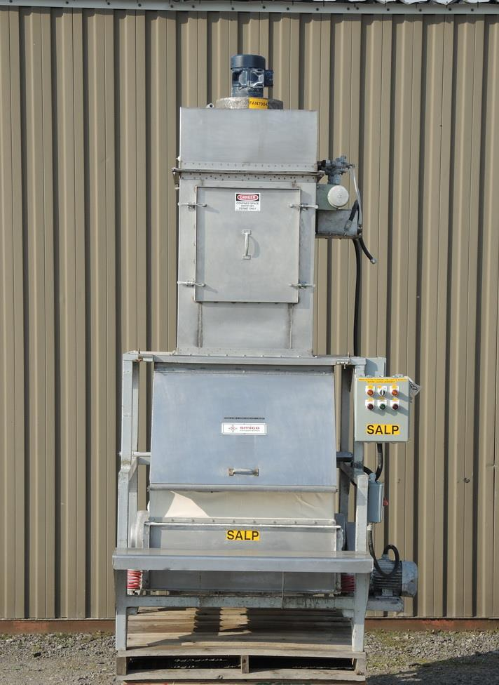 Image 36in X 48in SMICO Screen with Dust Collector 999619