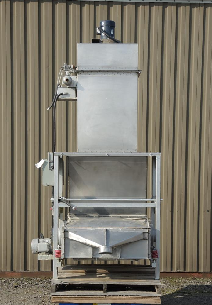 Image 36in X 48in SMICO Screen with Dust Collector 999620