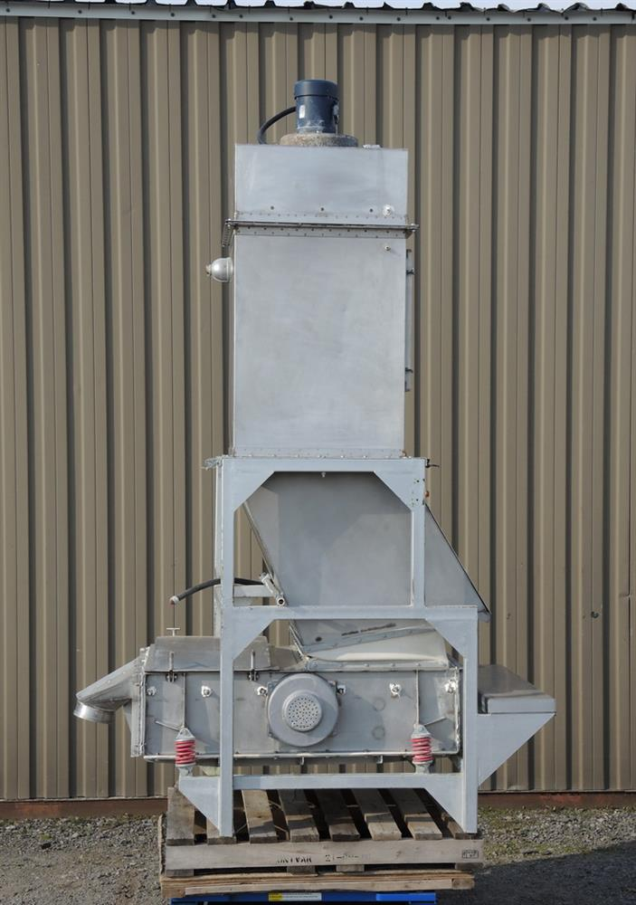 Image 36in X 48in SMICO Screen with Dust Collector 999621