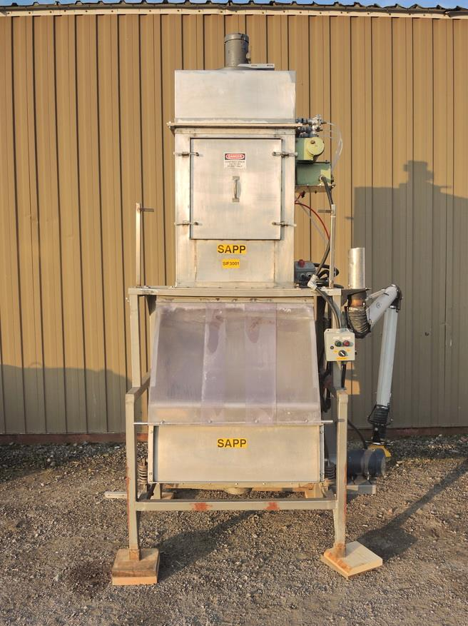 Image 36in X 48in SMICO Screen with Dust Collector 999634