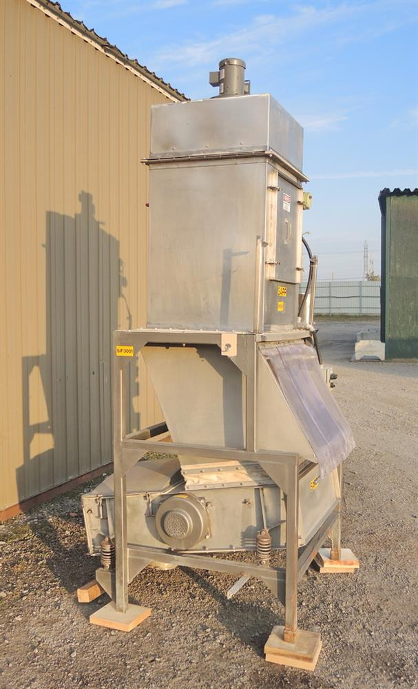 Image 36in X 48in SMICO Screen with Dust Collector 999635