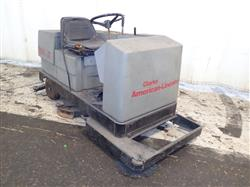 314629 - CLARKE AMERICAN LINCOLN 505-625 Electric Floor Sweeper