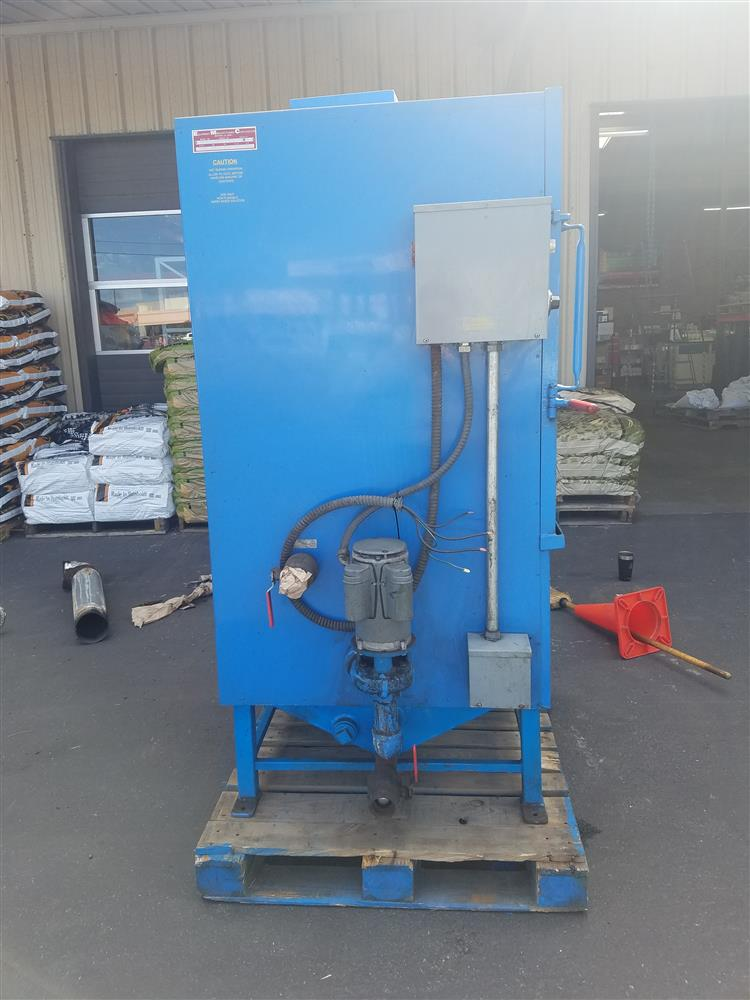 Emc Powerjet Parts Wash 314898 For Sale Used N A