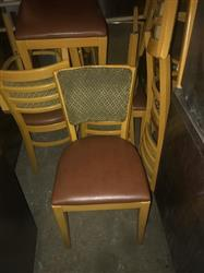 314914 - Restaurant Chairs - Lot of 30