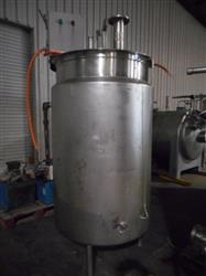 315551 - 250 Gallon Jacketed Tank with Agitation