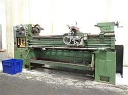 315629 - ENCO MFG. CO. Gap-Bed Lathe