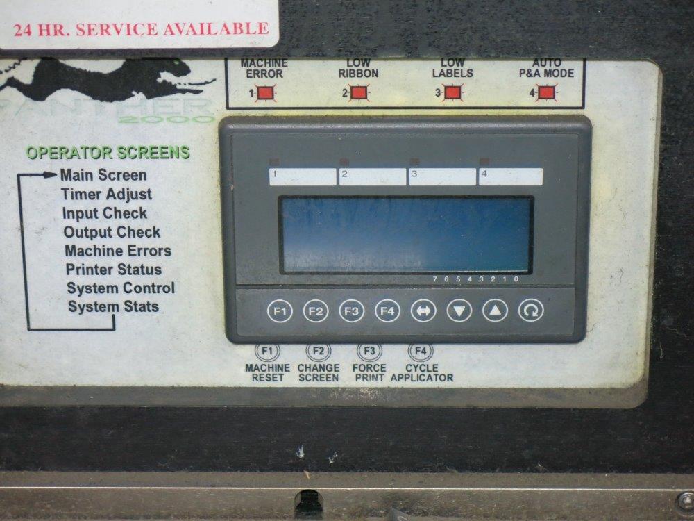 ZEBRA 110PAX4 Label Pri - 315646 For Sale Used N/A