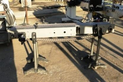 Image 6in W X 6ft L Chainbelt Conveyor 1009496