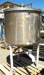 316203 - 140 Gallon Jacketed Tank