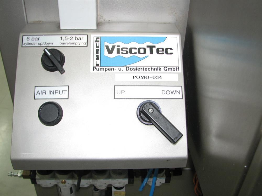 Image VISCOTEC 2RD50 Barrel Emptying System 1010037
