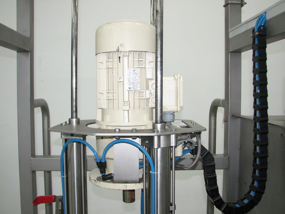 Image VISCOTEC 2RD50 Barrel Emptying System 1010030