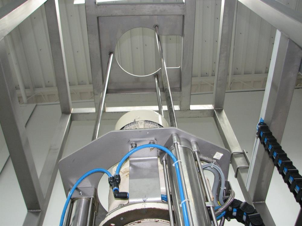 Image VISCOTEC 2RD50 Barrel Emptying System 1010033