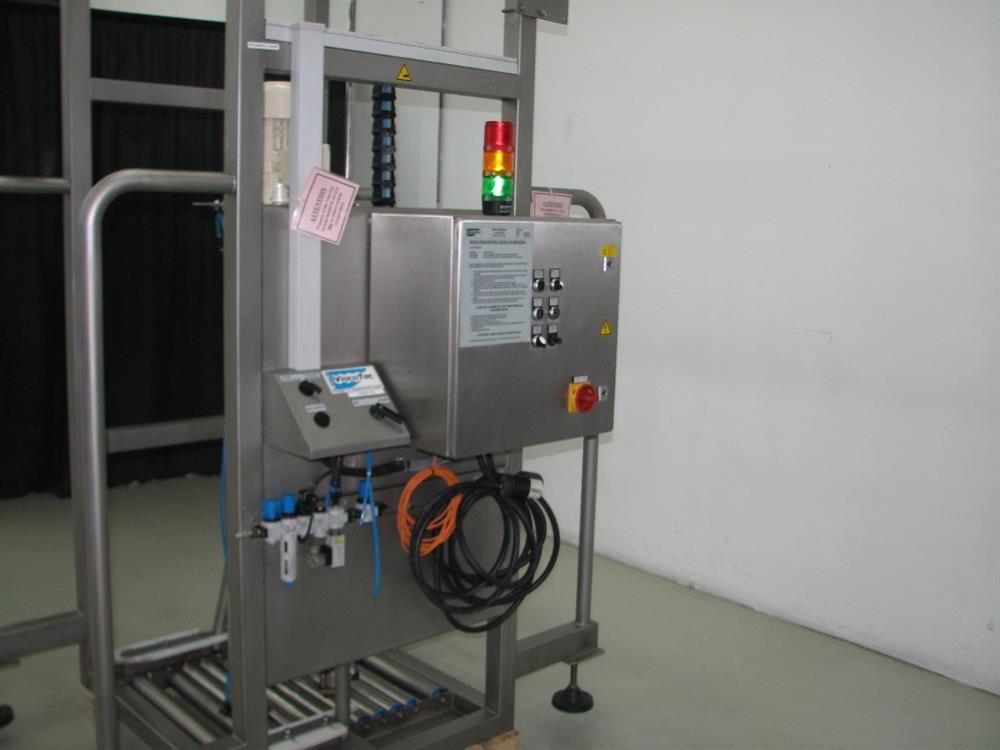 Image VISCOTEC 2RD50 Barrel Emptying System 1010034