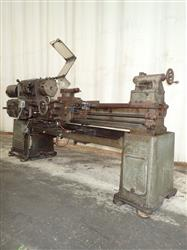 316575 - C AND J MACHINE TOOL CO. GH Lathe