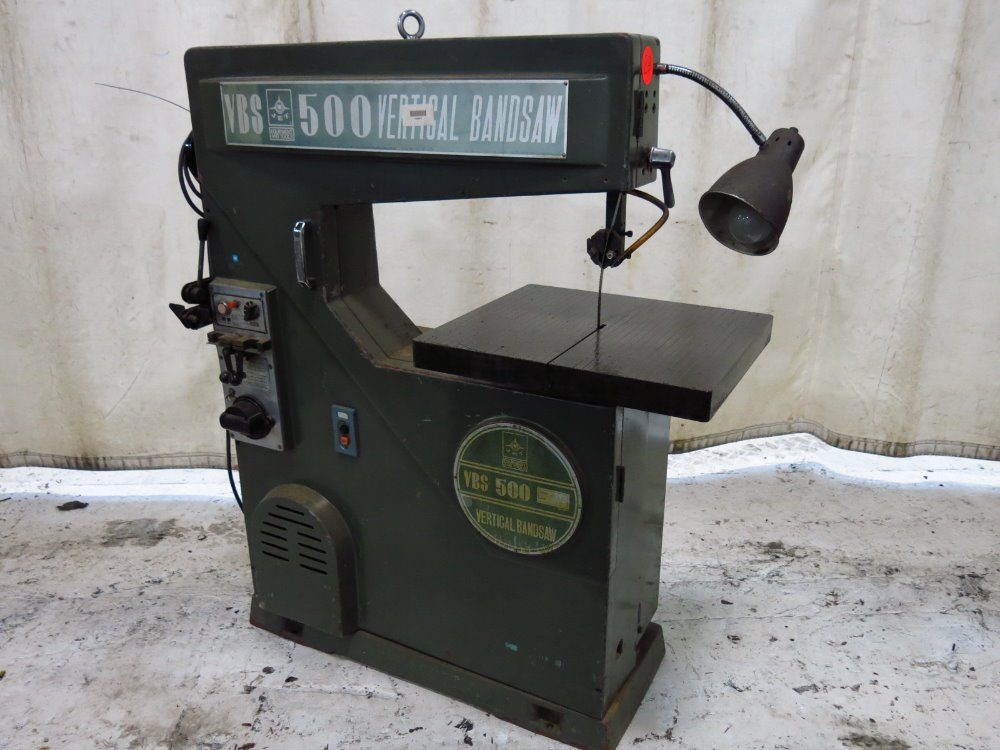 Jet Vbs 500 Vertical Ba 316786 For Sale Used N A