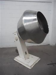 316871 - INTERTECNICA BP120 Coating and Revolving Pan