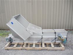 Image 12in W X 72in Long Belt Conveyor 1014943
