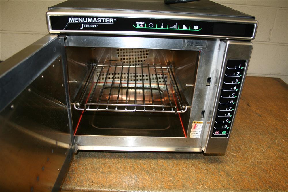 Amana Menumaster Microwave 317497 For Sale Used