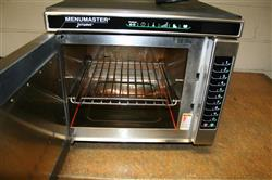 317497 - AMANA Menumaster Microwave Oven