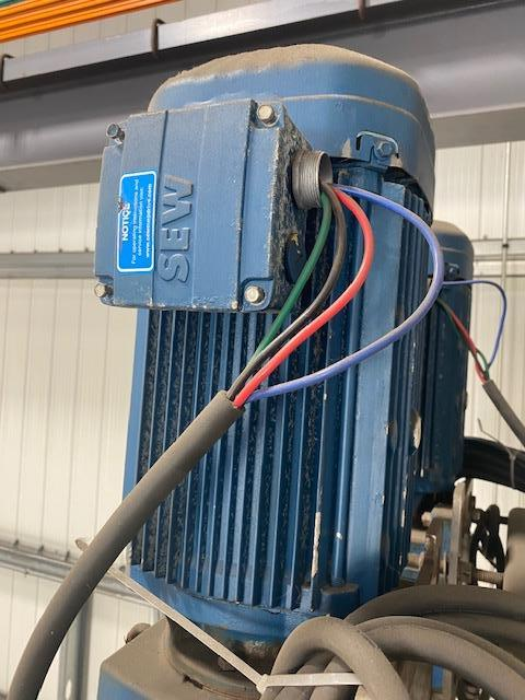 Image ALFA LAVAL Contherm Scraped-Surface Heat Exchanger 1500805