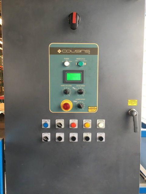 Image COUSINS 6100-A45 Automatic Wrapper  1017620