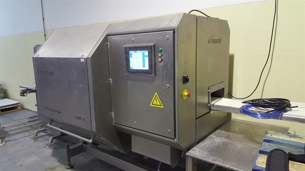 MAREL I-Cut 36 Portion Cutter