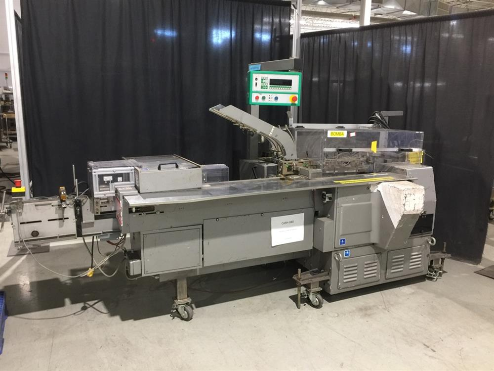 Image MARCHESINI Horizontal Cartoner - Model BA100 1021994