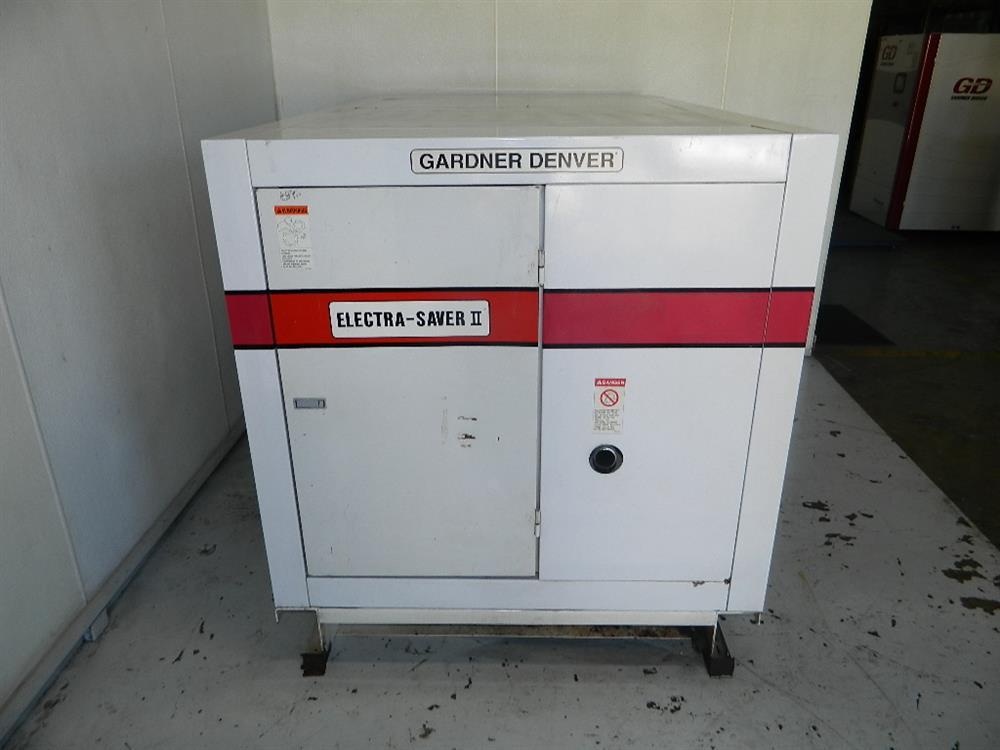 100 HP GARDNER DENVER R - 318860 For Sale Used N/A