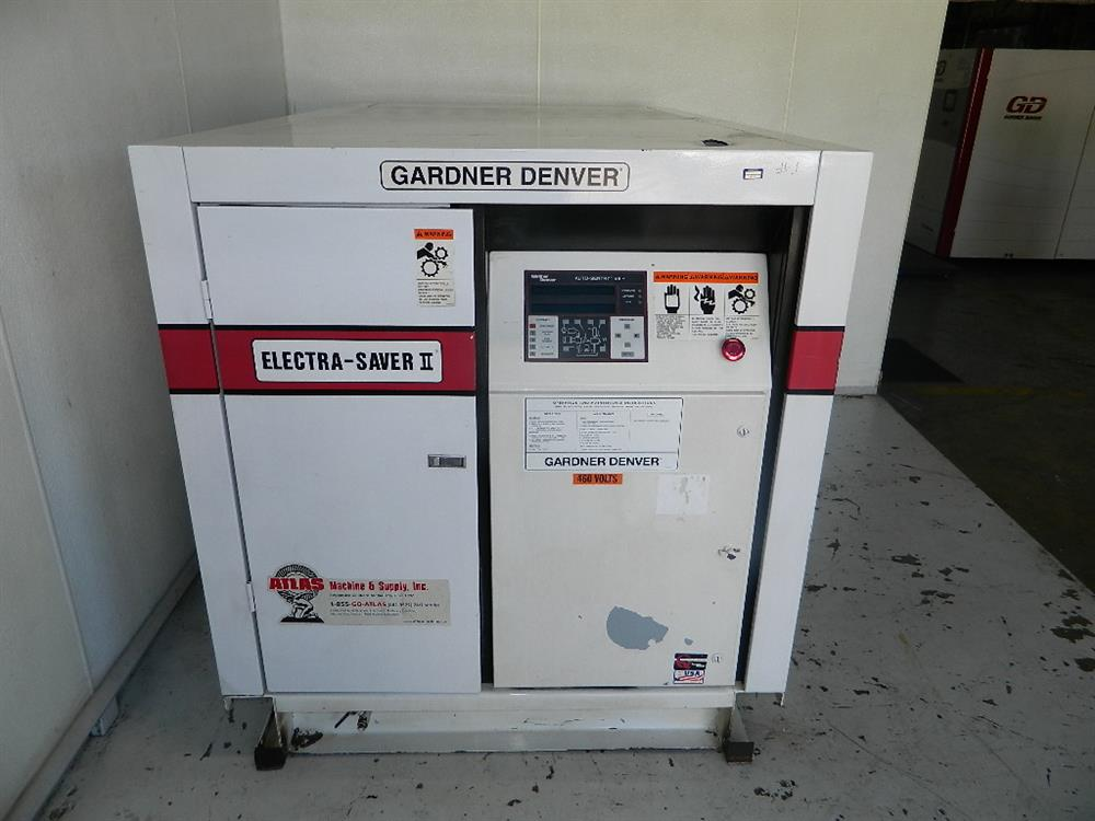 100 HP GARDNER DENVER R - 318860 For Sale Used N/A Gardner Denver Motor Wiring Diagram on