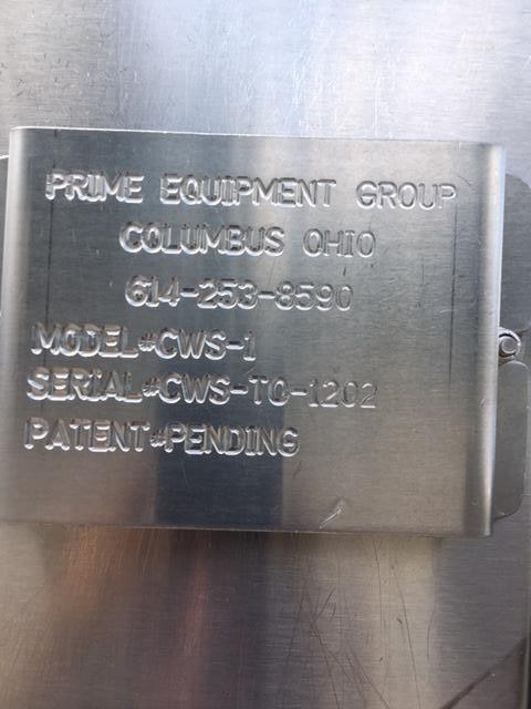 Image PRIME CWS-1 Wing Segmentor  1310002