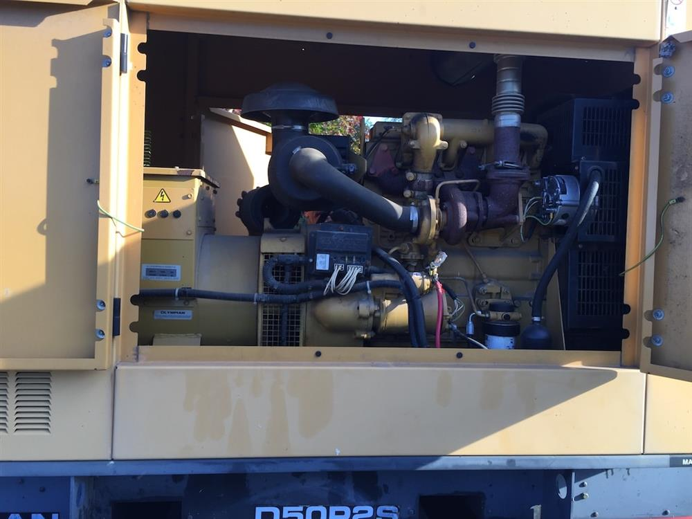50 kW OLYMPIAN Diesel G - 319032 For Sale Used N/A