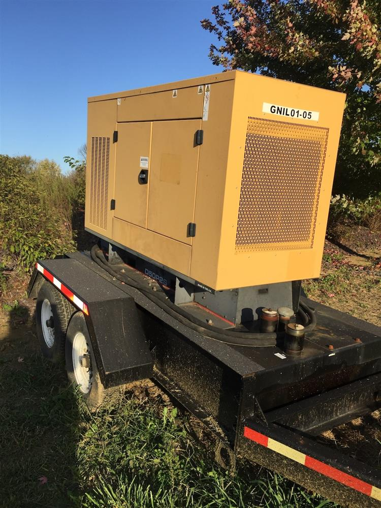 50 kW OLYMPIAN Diesel G - 319032 For Sale Used N/A