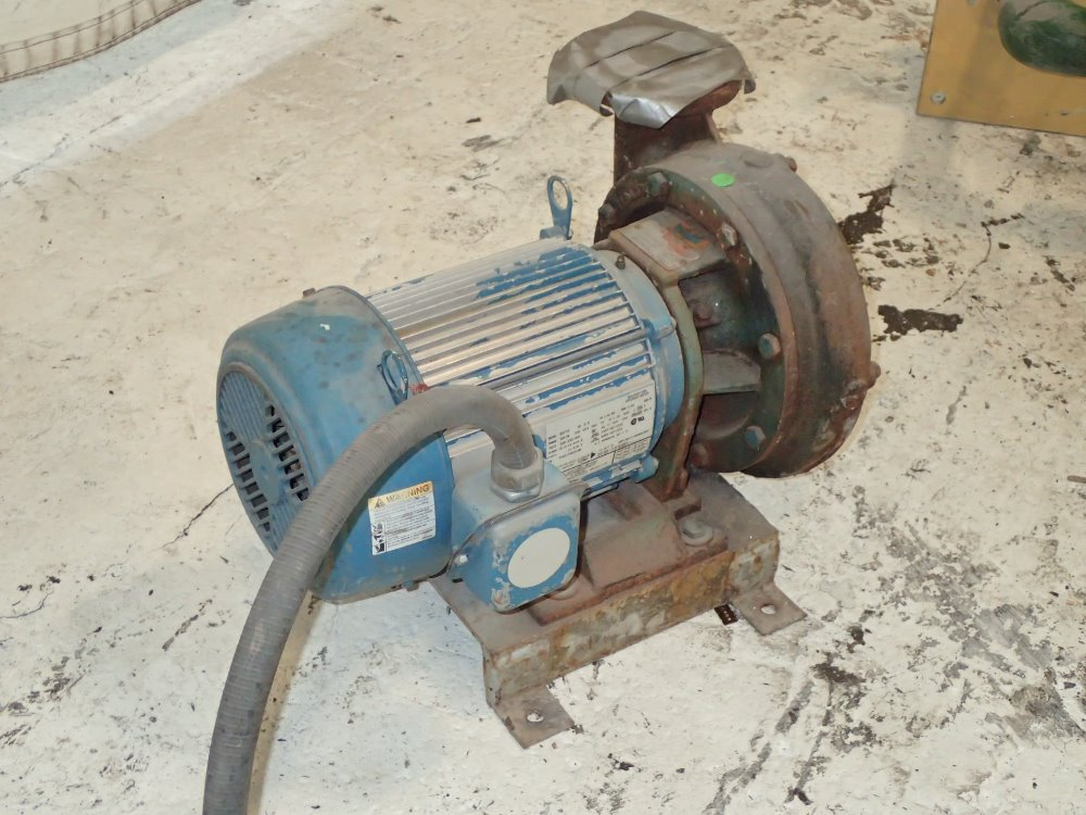 AURORA PUMPS 341A-9F Pu - 319192 For Sale Used N/A
