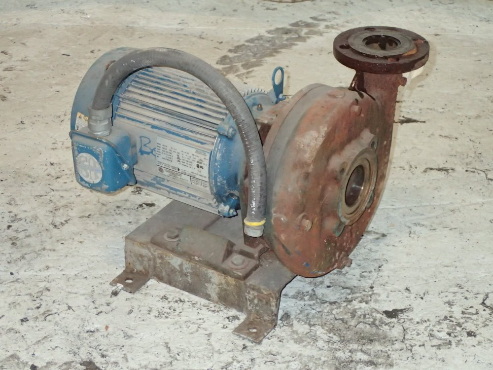 AURORA PUMPS 341A-9F Pu - 319193 For Sale Used N/A