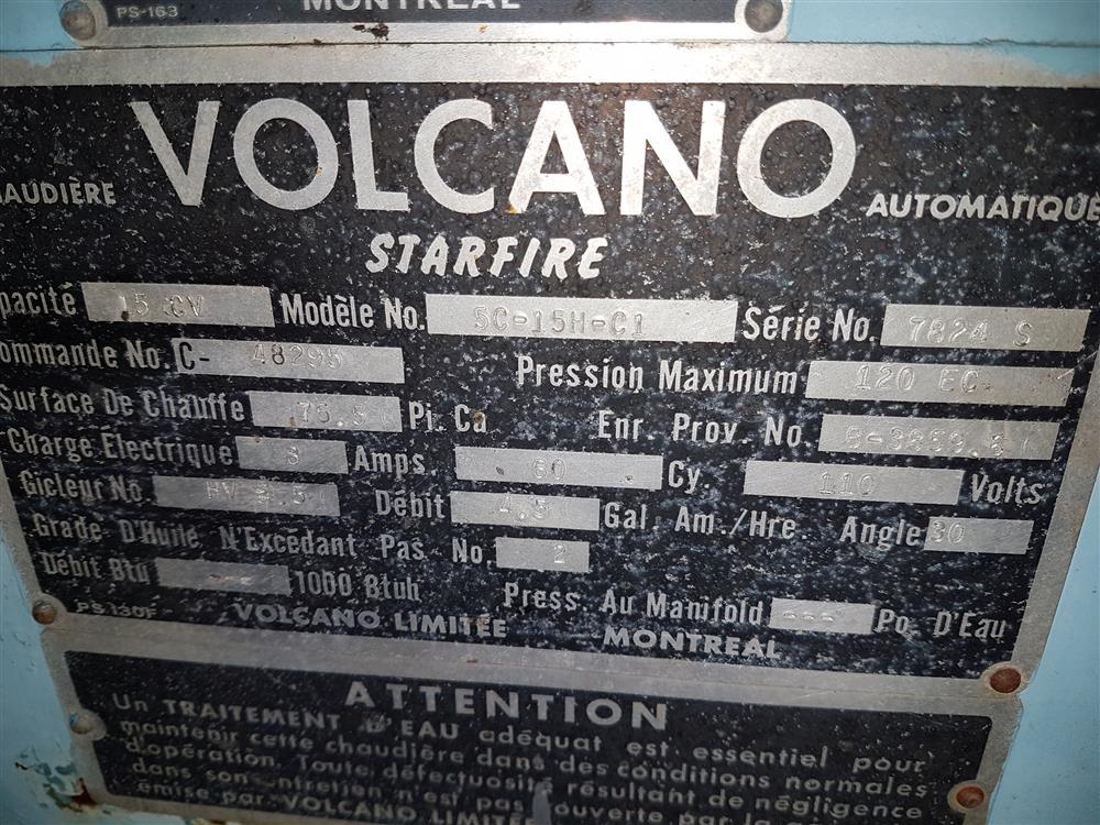 Image VOLCANO Boiler 1026065