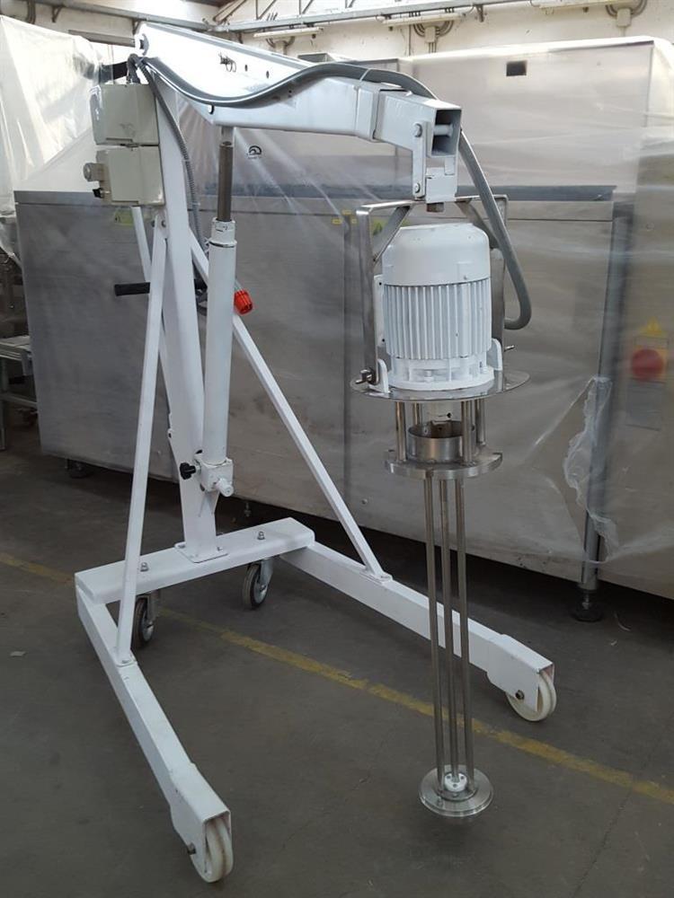 SILVERSON Turboemulsifi - 319431 For Sale Used N/A