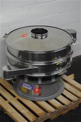 319453 - 30in Diameter C.E. IND. Single Deck Sifter - Stainless Steel, Model LS-800-15